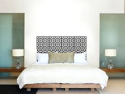 how to mount headboard to wall stunning wall mount headboard mounted designs with attach to plans