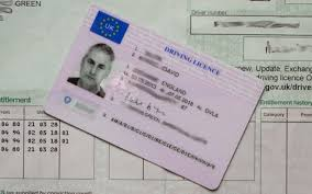 Can't Drive You On A Standard Car Licence What and Uk Can