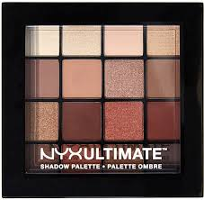 <b>Палетка</b> теней - <b>Nyx Professional Makeup</b> Ultimate Shadow Palette ...