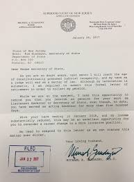 retirment letter read the one of a kind resignation letter kim guadagno got from her