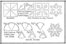 kid activities all posts tagged snowflake crafts