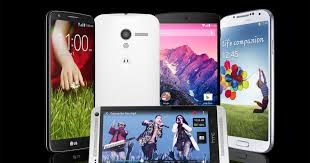 Galaxy S4 vs. HTC One vs. LG G2 vs. Moto X vs. Nexus 5: Android ...