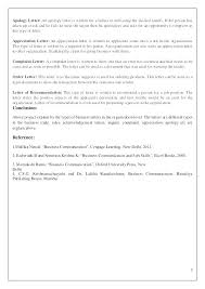 Business Communication Letters Pdf Business Letter Sample Format Of All Types Letters Pdf