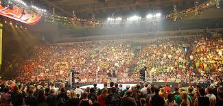 Valley View Casino Center Wwe Seating Chart Covelli Center Seating Covelli Centre Seating Chart