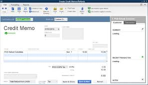 Refunds Quickbooks Desktop Revel Systems Help Site