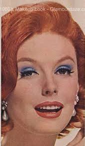 early 1960s makeup look