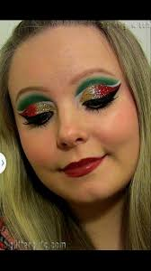 love her makeup and ideas glitterc