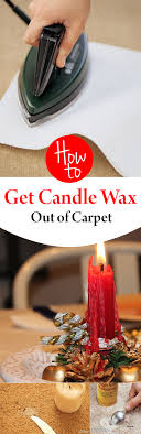 49 wax out of carpet diy how to remove candle