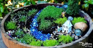 a fairy garden step by step tutorial