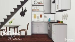 Pyszny Design Sims 4 Baltimore Kitchen Part Ii By Pyszny Design Teh Sims