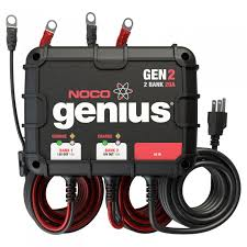 noco 2 bank 20a on board battery charger gen2 3 bank marine battery charger wiring diagram at 2 Bank Marine Battery Charger Diagram