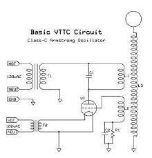 how to build a vacuum tube tesla coil vttc steps pictures step 3 the vacuum tube oscillator