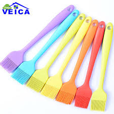 pastry brush for baking. 2017 new 1x silicone pastry brush cookware bakeware baking cooking basting roasting 210mm excellent quality for