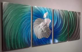 Art Pieces 18 Mind Blowing Handmade Modern Metal Wall Art Pieces Style