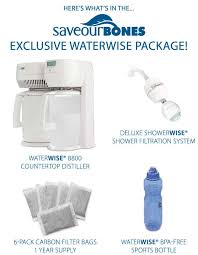 and today you have an opportunity to win the waterwise 8800 countertop distiller plus more great prizes all valued at 510