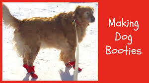 Dog Booties Pattern Interesting Design Inspiration