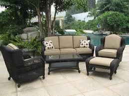 Black Outdoor Wicker Chairs U2013 MartaWebBlack Outdoor Wicker Furniture