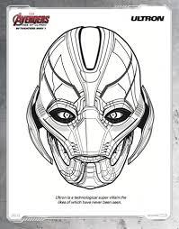 Disegni Da Colorare Degli Avengersultron Blogmammait