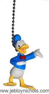 walt disney classic assorted characters ceiling fan pull light chain donald duck y1cp8qfz7ilx3132