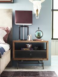 Nightstand For Bedrooms Dwell Home Furnishings Interior Design Bedroom Furniture