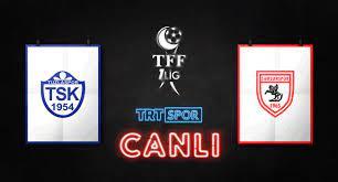 TRT Spor - #CANLI   TFF 1. Lig'de 28. hafta heyecanı…...
