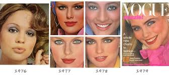 women s 1970s makeup an overview