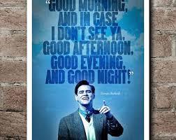 Truman Show Quotes Cool Truman Show Poster Etsy