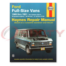 ford e 150 econoline club wagon haynes repair manual chateau xl ford e 150 econoline club wagon haynes repair manual chateau xl xlt wh