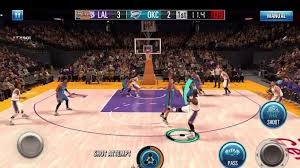 NBA 2K Mobile update seen at iPad Pro ...