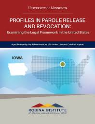 Iowa Sentencing Chart Profiles In Parole Release And Revocation Iowa Issuelab