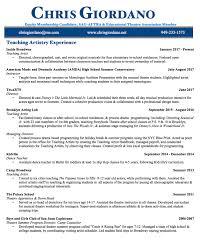 Dance Teacher Resume Dance Teacher Resume Sample Printable Dance