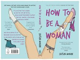 as this is a feminist humour book i decided to create a striking yet funny book cover that i feel relates to many topics that caitlin refers to in the