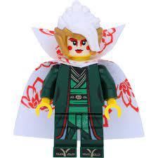 Lego Figur Harumi Ninjago -- (aus Set 70643)