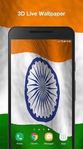3D India Flag Live Wallpaper for ...