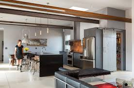 Contemporary Image Of 18630 Open Plan Kitchen Designs Open Plan Contemporary Open Plan Kitchen Living Room