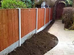 Very Impressive portraiture of Garden Fencing Uk B Q. fence panels garden fencing  ideas.