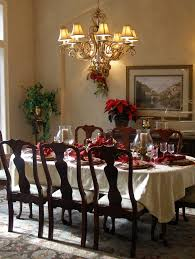 dining room ideas for christmas. dining room make decorating christmas red accents ideas for r