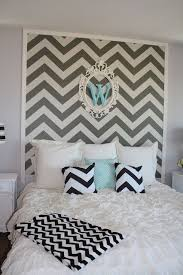 Perfect Chevron Bedrooms Intended For Best 25+ Chevron Bedrooms Ideas On Pinterest  | Chevron Bedroom