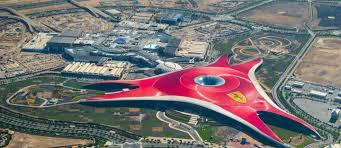 Ferrari world is a 150,000 m² building in ferrari colours with a futuristic design. Ferrari World Abu Dhabi Rides Tickets Timings More Mybayut