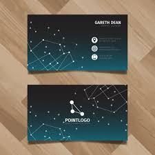 tech business card tech business cards technology business card design vector free