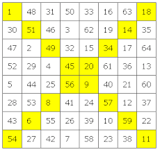 Anything But Square From Magic Squares To Sudoku Plus