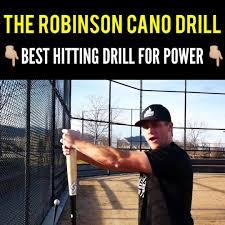 ROBINSON CANO DRILL ...
