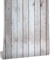 HaokHome 5024 Faux Distressed Wood ...