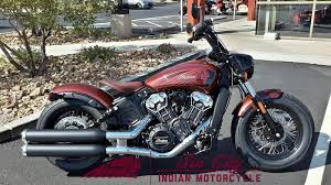 2020 indian motorcycle scout bobber