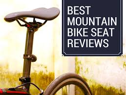 the best mountain bike seat to ride comfortably