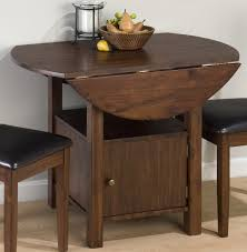 amazing small round drop leaf table round drop leaf kitchen table for small spaces