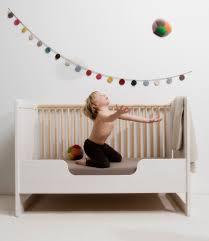 nice ecofriendly furniture for safe baby nursery design  kidsomania