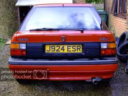 Rover 200 Rear Lights Rover 200 Rear Lights Rover800 Info