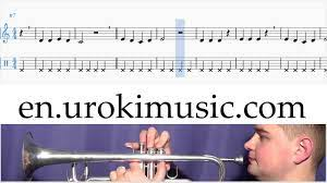Enjoy the videos and music you love, upload original content, and share it all with friends, family, and the world on youtube. How To Play Trumpet Mary Had A Little Lamb C 1 S 1 L 8 Melody School Learn Class Course Tutorial She Youtube