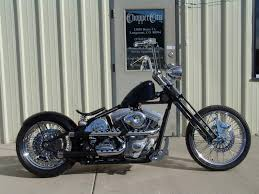 chopper city usa old school bobber by dave welch